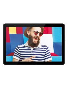 "Huawei MediaPad T5 4G LTE-TDD 32 GB 25.6 cm (10.1"") Hisilicon Kirin 3 Wi-Fi 5 (802.11ac) Android 8.0 Svart Huawei 53010PEW - 1"