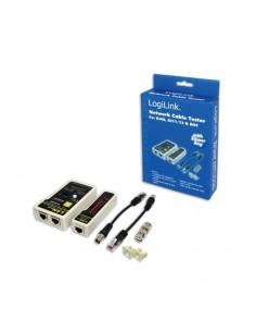 LogiLink WZ0015 verkkokaapelin testeri Logitech WZ0015 - 1