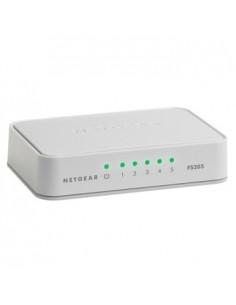 Netgear FS205 Hallitsematon Valkoinen Netgear FS205-100PES - 1