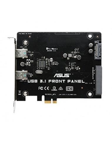 ASUS 90MC03C0-M0EAY0 liitäntäkortti/-sovitin Sisäinen USB 3.2 Gen 1 (3.1 1) Asus 90MC03C0-M0EAY0 - 1
