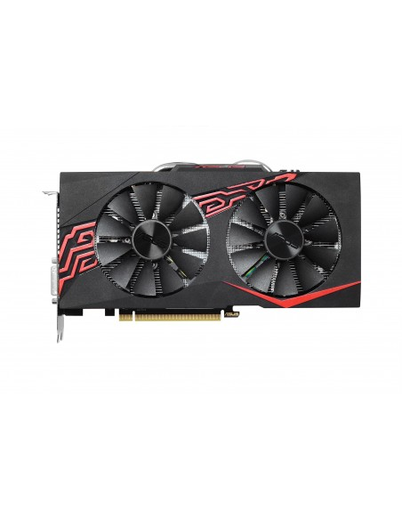 ASUS EX-GTX1060-O6G NVIDIA GeForce GTX 1060 6 GB GDDR5 Asus 90YV0A28-M0NA00 - 1
