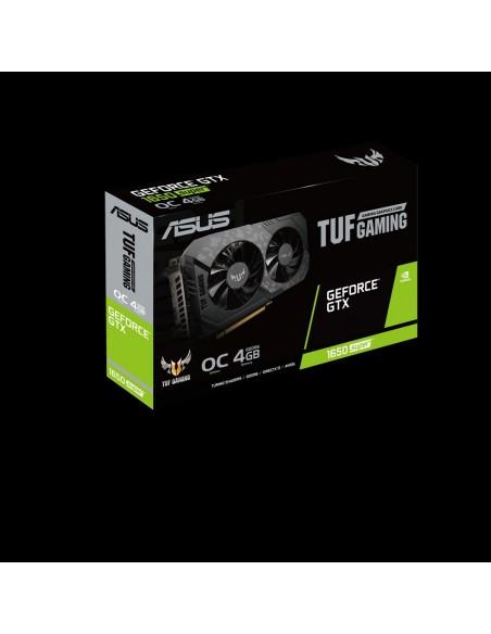 ASUS TUF-GTX1650S-O4G-GAMING NVIDIA GeForce GTX 1650 SUPER 4 GB GDDR6 Asus 90YV0E42-M0NA00 - 3