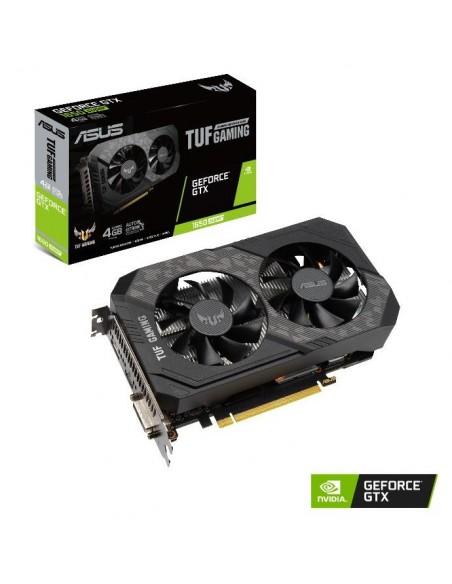 ASUS TUF Gaming TUF-GTX1650S-4G-GAMING NVIDIA GeForce GTX 1650 SUPER 4 GB GDDR6 Asus 90YV0E43-M0NA00 - 7
