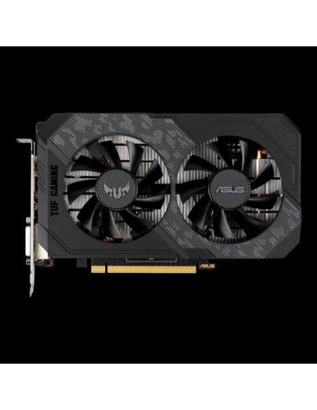 ASUS TUF Gaming TUF-GTX1650-O4GD6-GAMING NVIDIA GeForce GTX 1650 4 GB GDDR6 Asus 90YV0EH0-M0NA00 - 2