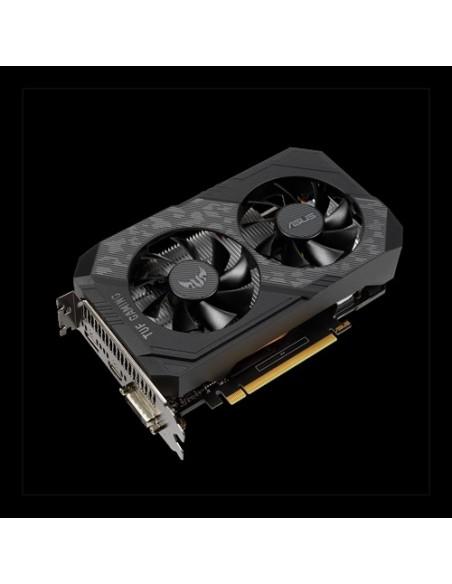 ASUS TUF Gaming TUF-GTX1650-4GD6-GAMING NVIDIA GeForce GTX 1650 4 GB GDDR6 Asus 90YV0EH1-M0NA00 - 3