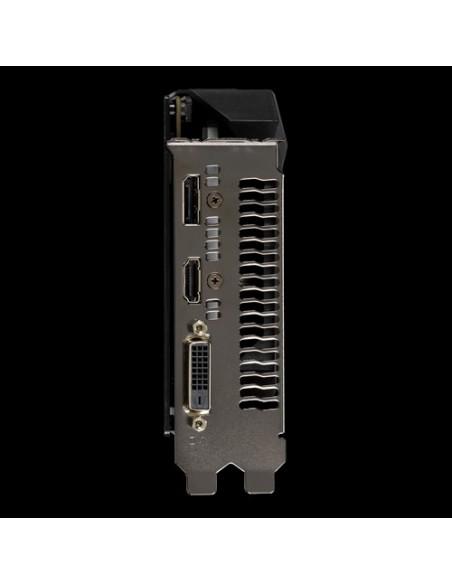 ASUS TUF Gaming TUF-GTX1650-4GD6-GAMING NVIDIA GeForce GTX 1650 4 GB GDDR6 Asus 90YV0EH1-M0NA00 - 6