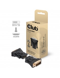 CLUB3D DVI-D to HDMI™ Passive Adapter Club 3d CAA-DMD>HFD3 - 1