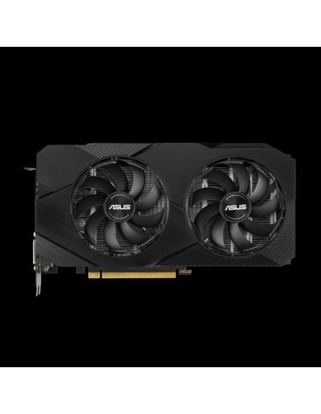 ASUS Dual -RTX2060-A6G-EVO NVIDIA GeForce RTX 2060 6 GB GDDR6 Asustek 90YV0CH3-M0NA00 - 4