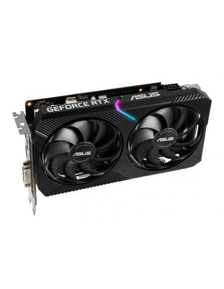 ASUS Dual -RTX2060-O6G-MINI NVIDIA GeForce RTX 2080 6 GB GDDR6 Asustek 90YV0CJ5-M0NA00 - 5