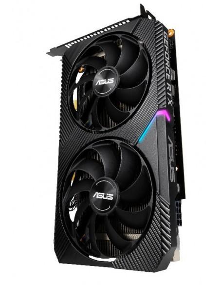 ASUS Dual -RTX2060-O6G-MINI NVIDIA GeForce RTX 2080 6 GB GDDR6 Asustek 90YV0CJ5-M0NA00 - 6