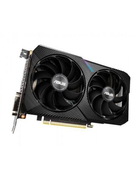ASUS Dual -RTX2060-O6G-MINI NVIDIA GeForce RTX 2080 6 GB GDDR6 Asustek 90YV0CJ5-M0NA00 - 9