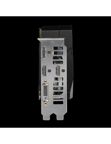 ASUS Dual -GTX1660TI-6G-EVO NVIDIA GeForce GTX 1660 Ti 6 GB GDDR6 Asustek 90YV0CR5-M0NA00 - 7