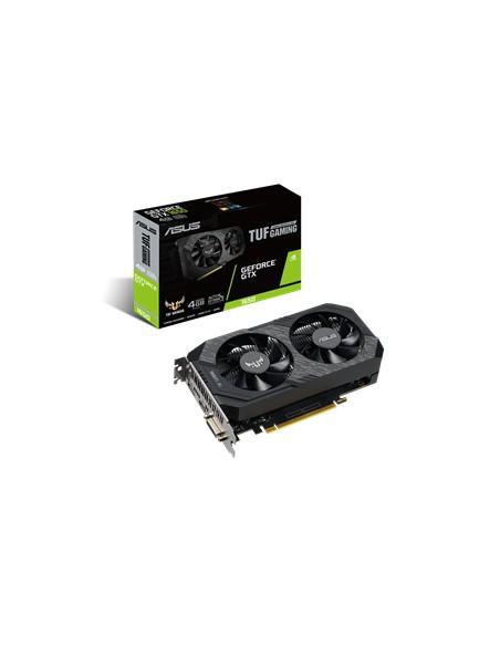 ASUS TUF Gaming TUF-GTX1650-4G-GAMING NVIDIA GeForce GTX 1650 4 GB GDDR5 Asustek 90YV0CV5-M0NA00 - 1