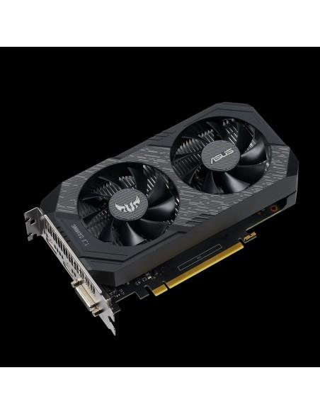 ASUS TUF Gaming TUF-GTX1650-4G-GAMING NVIDIA GeForce GTX 1650 4 GB GDDR5 Asustek 90YV0CV5-M0NA00 - 3