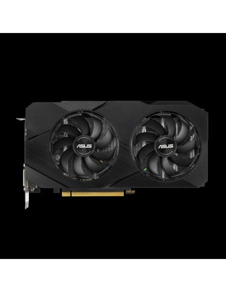 ASUS Dual -GTX1660-O6G EVO NVIDIA GeForce GTX 1660 6 GB GDDR5 Asustek 90YV0D11-M0NA00 - 2
