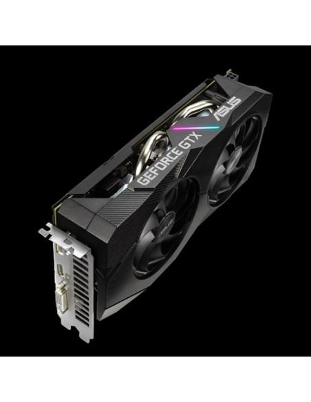 ASUS Dual -GTX1660-O6G EVO NVIDIA GeForce GTX 1660 6 GB GDDR5 Asustek 90YV0D11-M0NA00 - 5
