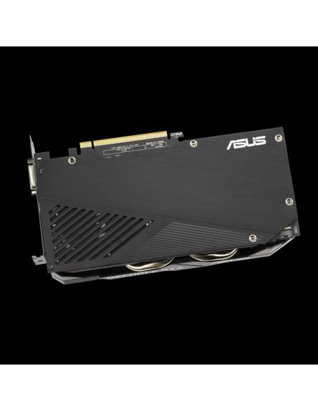ASUS Dual GTX1660-6G-EVO NVIDIA GeForce GTX 1660 6 GB GDDR5 Asustek 90YV0D14-M0NA00 - 6