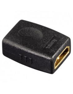Hama 00039860 cable gender changer HDMI F Black Hama 39860 - 1
