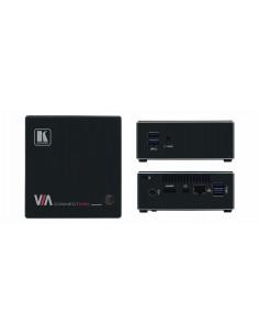 Kramer Electronics VIA Connect PRO AV-lähetin ja -vastaanotin Musta Kramer 87-000690 - 1