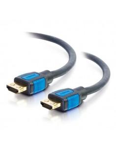 C2G 82377 HDMI-kaapeli 0.5 m HDMI-tyyppi A (vakio) Musta, Sininen C2g 82377 - 1