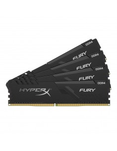 HyperX FURY HX424C15FB3K4/64 muistimoduuli 64 GB 4 x 16 DDR4 2400 MHz Kingston HX424C15FB3K4/64 - 1
