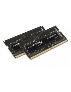 HyperX Impact 8GB DDR4 2400MHz Kit memory module 2 x 4 GB Kingston HX424S14IBK2/8 - 1