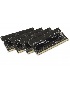 HyperX Impact 16GB DDR4 2400MHz Kit muistimoduuli 4 x GB Kingston HX424S15IBK4/16 - 1