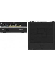 Cisco C931-4P verkkokytkin Hallittu Musta Cisco C931-4P - 1