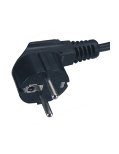 Cisco CP-PWR-CORD-CE= power cable Black C13 coupler CEE7/14 Cisco CP-PWR-CORD-CE= - 1