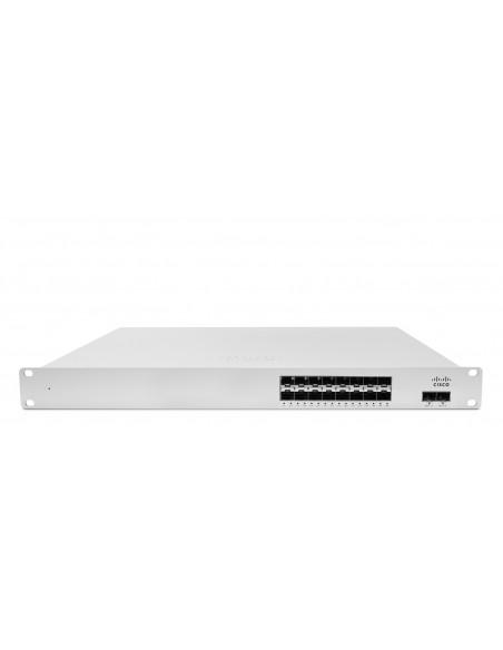 Cisco Meraki MS410-16 Cld-Mngd 16x GigE SFP Switch Cisco MS410-16-HW - 1