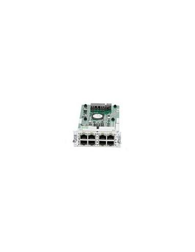 Cisco NIM-ES2-8= nätverksswitchmoduler Gigabit Ethernet Cisco NIM-ES2-8= - 1