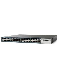 Cisco Catalyst 3560X-48PF-S Managed L3 Gigabit Ethernet (10/100/1000) Power over (PoE) 1U Blue Cisco WS-C3560X-48PF-S - 1