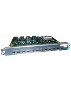 Cisco WS-X4712-SFP+E= verkkokytkinmoduuli Cisco WS-X4712-SFP+E= - 1
