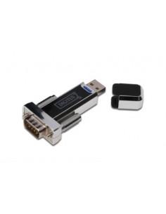 Digitus DA-70155-1 cable gender changer USB 1.1 D-SUB Musta Digitus DA-70155-1 - 1
