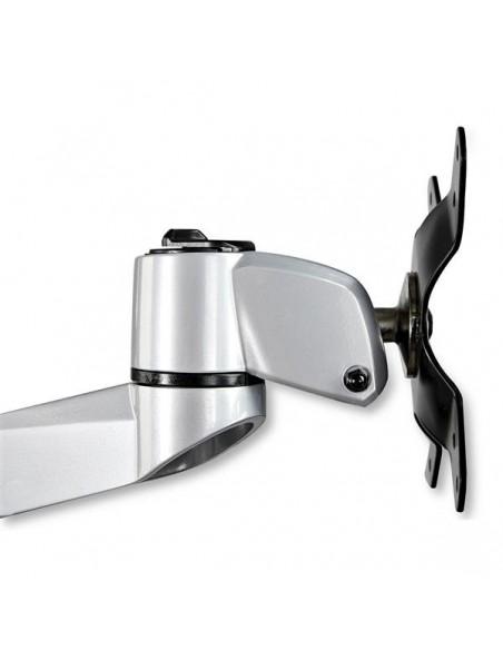 "StarTech.com Desk Mount Quad Monitor Arm – Premium Articulating VESA 4 2x2 up to 27"" Ergonomic Height Adjustable Pole - Startech"