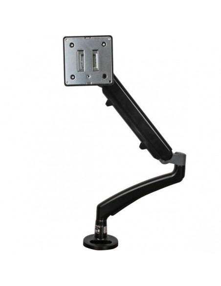 "StarTech.com ARMSLIM monitorin kiinnike ja jalusta 86.4 cm (34"") Puristin Musta Startech ARMSLIM - 1"