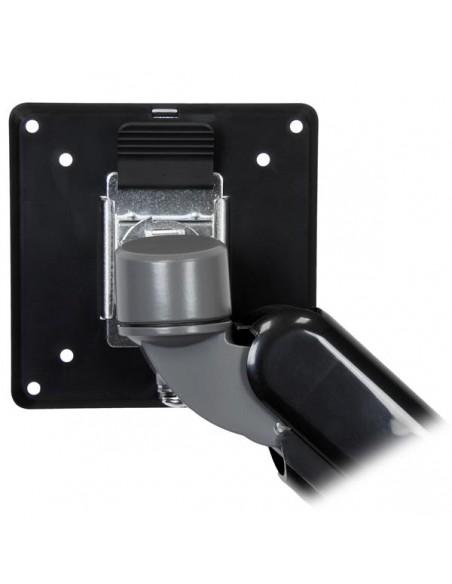"StarTech.com ARMSLIM monitorin kiinnike ja jalusta 86.4 cm (34"") Puristin Musta Startech ARMSLIM - 4"