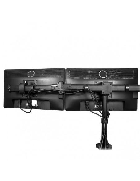 "StarTech.com ARMTRIO monitorin kiinnike ja jalusta 61 cm (24"") Puristin Musta Startech ARMTRIO - 5"