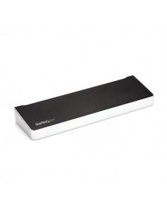 StarTech.com 4K USB-C-docka för tre skärmar med 5 USB 3.0-portar - 100W PD Startech DK30CH2DEPUE - 1