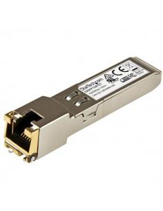 StarTech.com Juniper EX-SFP-1GE-T-kompatibel SFP-sändtagarmodul - 10/100/1000BASE-T Startech EXSFP1GETST - 1