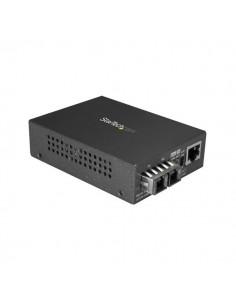 StarTech.com MCMGBSCMM055 verkon mediamuunnin 1000 Mbit/s 850 nm Monitila Musta Startech MCMGBSCMM055 - 1