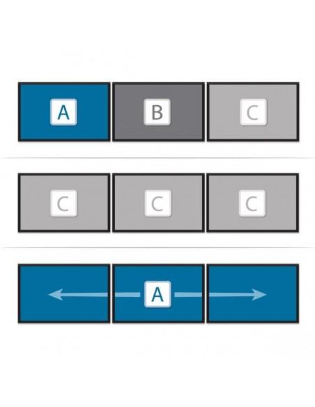 StarTech.com Mini DisplayPort to Multi-Monitor Splitter - 3-Port MST Hub Startech MSTMDP123DP - 7