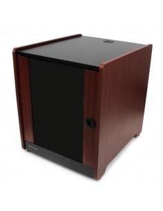 """StarTech.com 12U rackkabinett med serverskåp - 52 cm (20,6"""") djup träyta platt paket Startech RKWOODCAB12 - 1"""