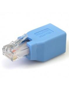 StarTech.com Cisco konsol rollover-adapter för RJ45 Ethernet-kabel M/F Startech ROLLOVER - 1