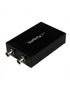 StarTech.com SDI2HD cable gender changer HDMI 2xSDI(BNC) Musta Startech SDI2HD - 1