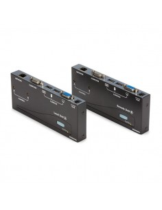 StarTech.com SV565UTPUEU KVM-förlängare Sändare och mottagare Startech SV565UTPUEU - 1