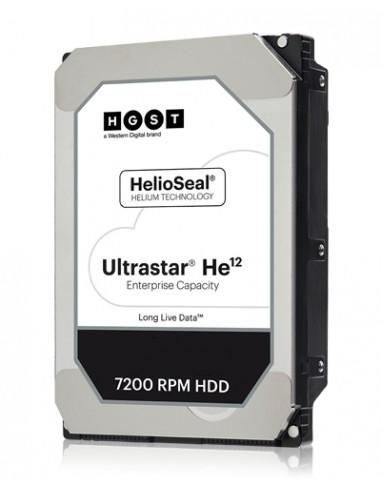"Western Digital Ultrastar He12 3.5"" 12000 GB SATA Hgst 0F30143 - 1"