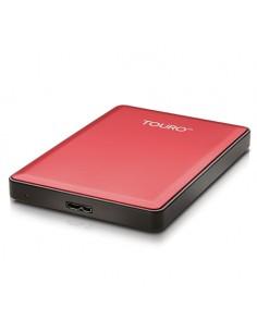 HGST Touro S 500GB ulkoinen kovalevy Punainen Hgst 0S03783 - 1