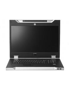 "Hewlett Packard Enterprise LCD8500 1U INTL Rackmount console Kit rack 47 cm (18.5"") 1600 x 1200 pixels Silver Hp AF644A - 1"