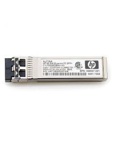 Hewlett Packard Enterprise 8Gb Short Wave B-Series SFP+ network transceiver module 8000 Mbit/s Hp AJ716B - 1